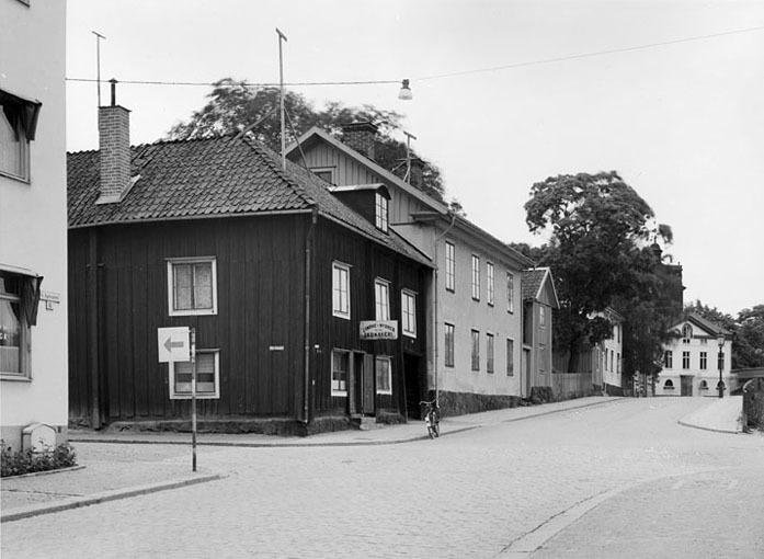 östra kyrkogatan nyköping